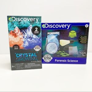 DISCOVERY KIDS SCIENCE KITS